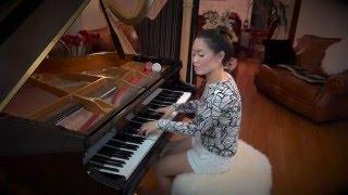 Video Alan Walker - Faded | Piano Cover by Pianistmiri 이미리 MP3, 3GP, MP4, WEBM, AVI, FLV Juni 2018