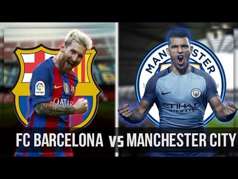 Fc Barcelona vs Manchester City ● Promo UCL 19/10/2016