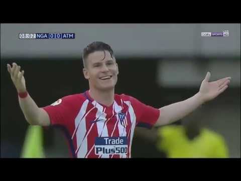 Nigeria B vs Atletico Madrid - Highlights & Goals