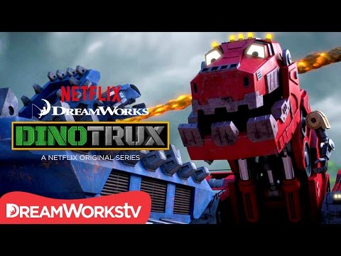 Dinotrux Season 1 First 11 Minutes Clip