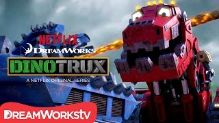 First 11 Minutes Of Episode 1  DINOTRUX