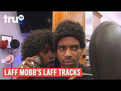 Laff Mobb's Laff Tracks - The Unspoken Rules of a Barbershop ft. Cee Jay Craxx | truTV