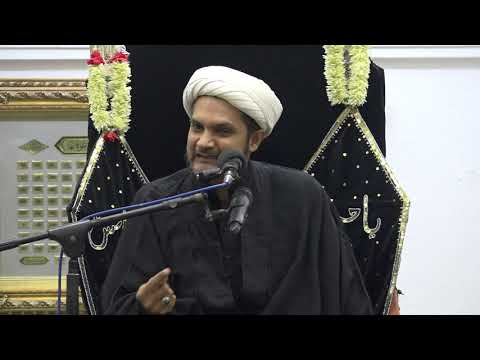 1441 AH – Jamadi ul Awwal – 11 – Shab – Majlis