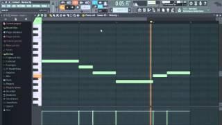 Hardwell  - Blackout (FL Studio Remake)