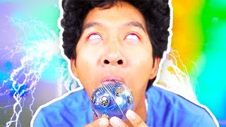 Shock Ball Experiment!!! DO NOT TRY!!!