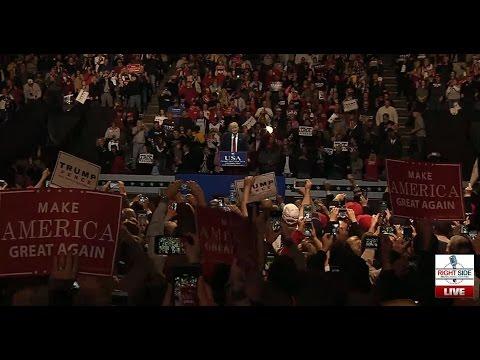 Full Event: President-Elect Donald Trump Rally in Cincinnati, OH 12/1/16 (видео)