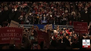 Sharonville (OH) United States  City new picture : Full Event: President-Elect Donald Trump Rally in Cincinnati, OH 12/1/16
