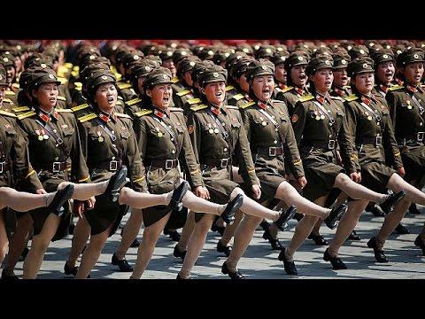 Ανταλλαγές προειδοποιήσεων μεταξύ ΗΠΑ και Β.Κορέας