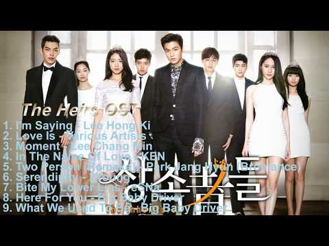 The Heirs OST Part1 (видео)