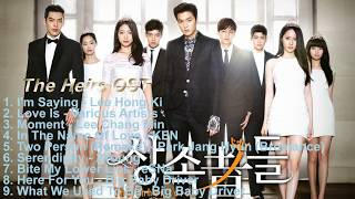 Video The Heirs OST Part1 MP3, 3GP, MP4, WEBM, AVI, FLV April 2018