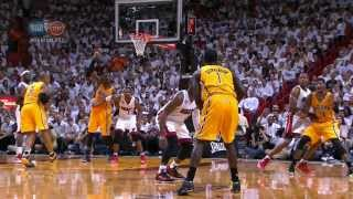 Indiana Pacers Top 10 Plays of the 2013 Season