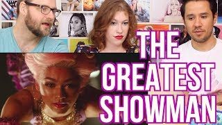 Video THE GREATEST SHOWMAN - Trailer - REACTION!!! Hugh Jackman - Zendaya MP3, 3GP, MP4, WEBM, AVI, FLV Januari 2018