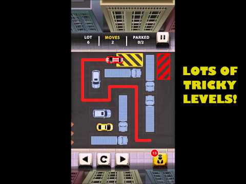 Video of Car Parking Puzzle Game - FREE