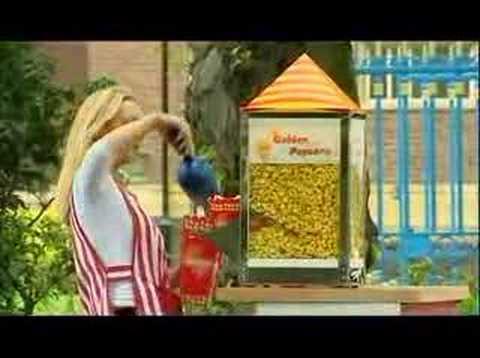 La broma del celular y las palomitas de maíz