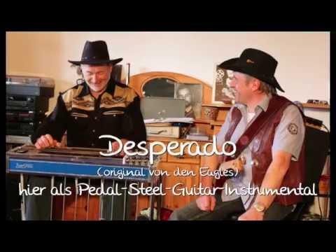 Desperado Pedal Steel Guitar Instrumental E9