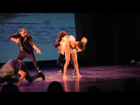 Ostrich / Instinct (M.E.) Choreographed by Rhapsody James