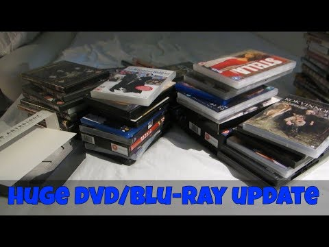 DVD/Blu-ray Update (Arrow, Comedy, Documentaries, etc)