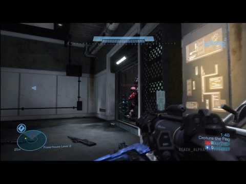 Halo Reach nuove modalit multiplayer e Jetpack