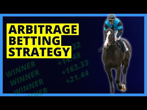 Simple Arbitrage Betting Strategy [Followers Q & A]