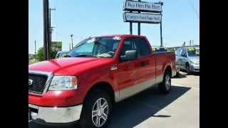 2008 Ford F-150 2WD SuperCab For Sales. Dallas, Texas. BUY HERE PAY HERE!