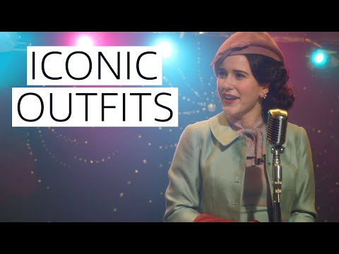 Popular Clothes in the 50's Midge Maisels Best Outfits | Prime Video