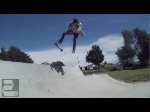Greg Peck * Get Buck (56th Street Skatepark Tacoma Washington) 2FT