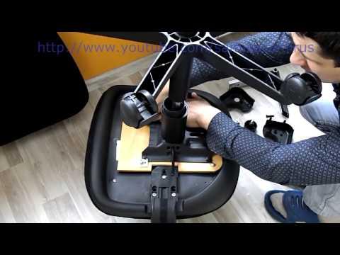 Отремонтировать офисное кресло своими руками 9