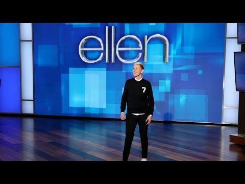 Ellen Analyzes Her Past Magazine Covers