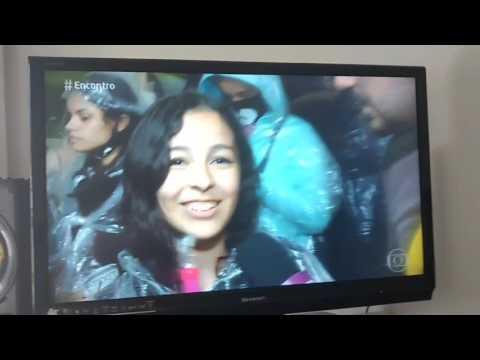 K-pop / BTS no Encontro com Fátima Bernardes (видео)