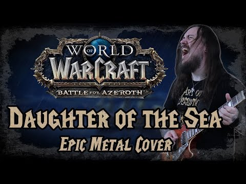 "Laura Bailey  ""Daughter of the Sea"" Cover"