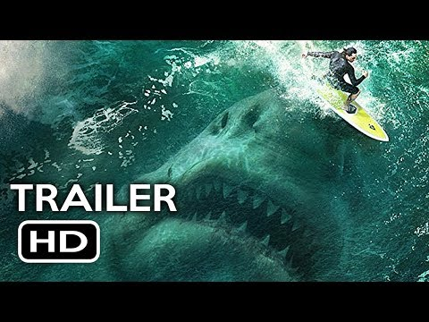 Video The Meg Official Trailer #1 (2018) Jason Statham, Ruby Rose Megalodon Shark Movie HD download in MP3, 3GP, MP4, WEBM, AVI, FLV January 2017