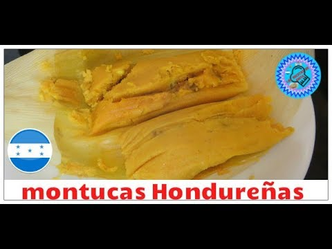 montucas Hondureñas las recetas de anita