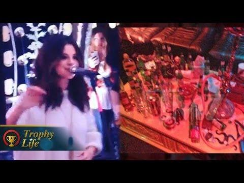 Inside Justin Bieber's Drug Room! Selena's Sundance Romance and PERFORMANCE!