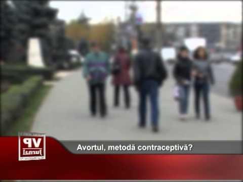 Avortul, metodă contraceptivă?