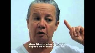 TUDO ARMAÇÃO! Esposa Do Pastor Marcos Pereira Revela Tudo.