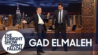 Video Gad Elmaleh Teaches Jimmy the Moroccan Hip Thrust MP3, 3GP, MP4, WEBM, AVI, FLV September 2018