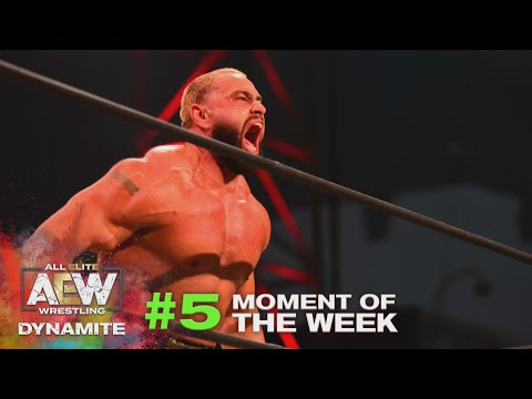 Miro Did Not Disappoint in His AEW in Ring Debut | AEW Dynamite, 9/23/20