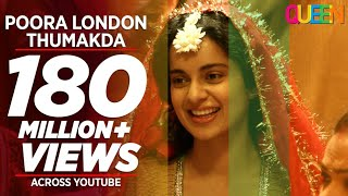 "Relive the journey of our very own Rani with this rocking number ""London Thumakda"" from the movie Queen. Buy from iTunes ..."