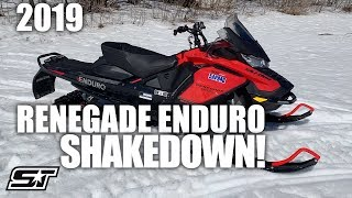2. Highs and Lows of the 2019 Ski-Doo Renegade Enduro 900 ACE Turbo