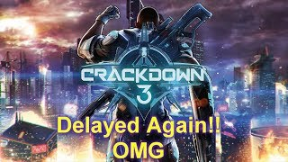 Crackdown 3 Delayed Again Until 2018 (Xbox is Dead) PS4 and Switch For the Win