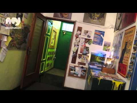 Video of Art Hostel-Usually We Spend Our Time In The Garden