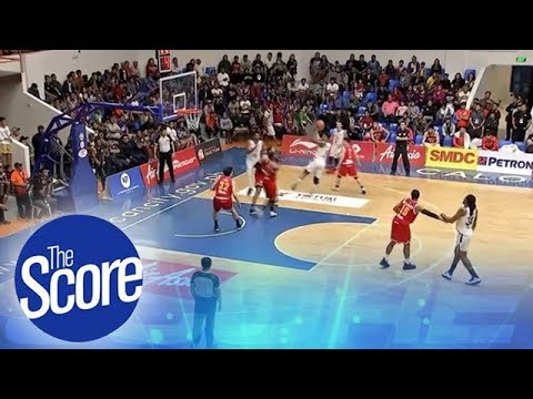 The Score: PBA Rookie Rayray Parks' Status with Blackwater Elite