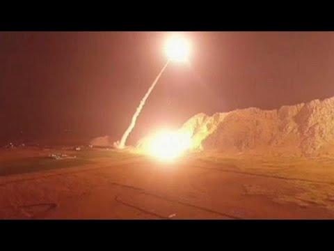 Συρία: Επίθεση με πυραύλους εξαπέλυσαν οι Φρουροί της Επανάστασης…