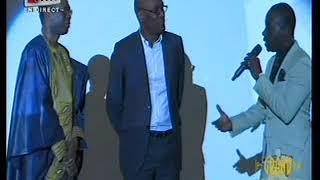 Youssou Ndour offre un cocktail à ses amis au grand Théâtre - 01 Novembre 2013