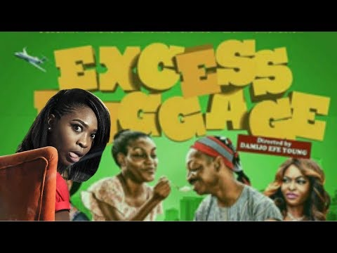 EXCESS LUGGAGE NOLLYWOOD MOVIE | Audience Reaction