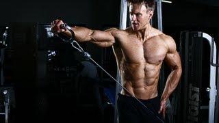 Progressive Gains Shoulder Workout