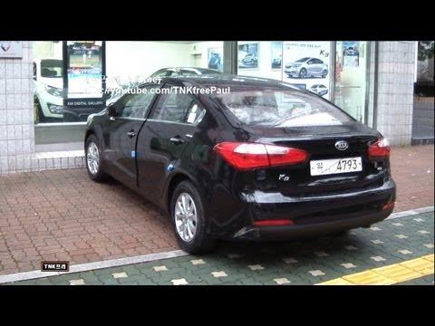 2014 kia forte/Cerato  ( 2013 Kia K3  ) Interior – Luxury trim