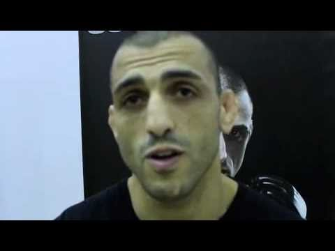 George Sotiropoulos Talks UFC 123 Bout with Joe Lauzon