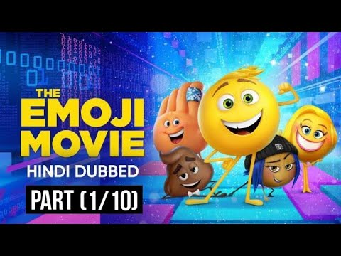 The Emoji Hindi Movie  (1/10) MovieClipes -emoji intro scene  (2020) HD....