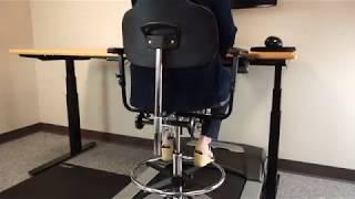 Tempo TreadTop Chair